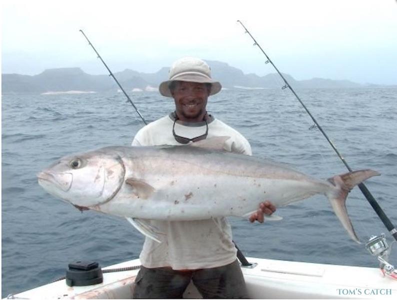 Charter de pêche Happy Hooker I