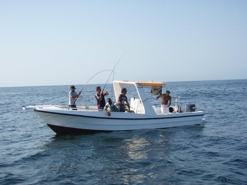 Charter de pêche Hassan