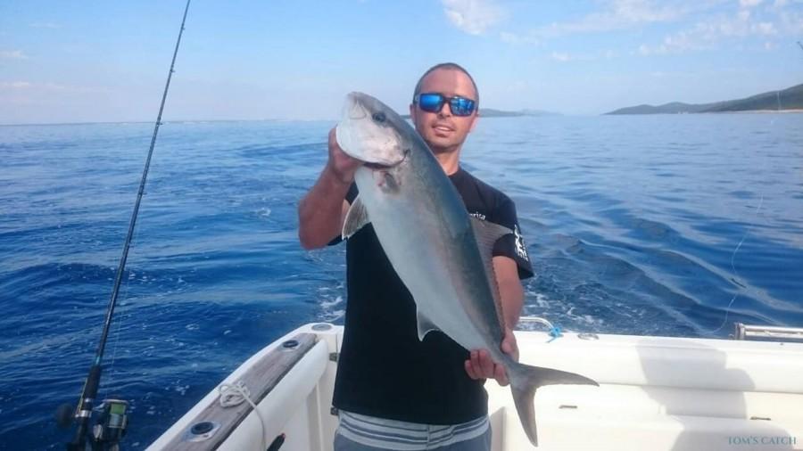 Charter de pêche Hidalga