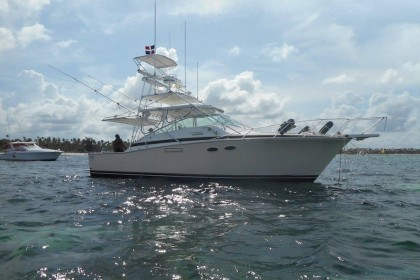 Julyvette Punta Cana pêche