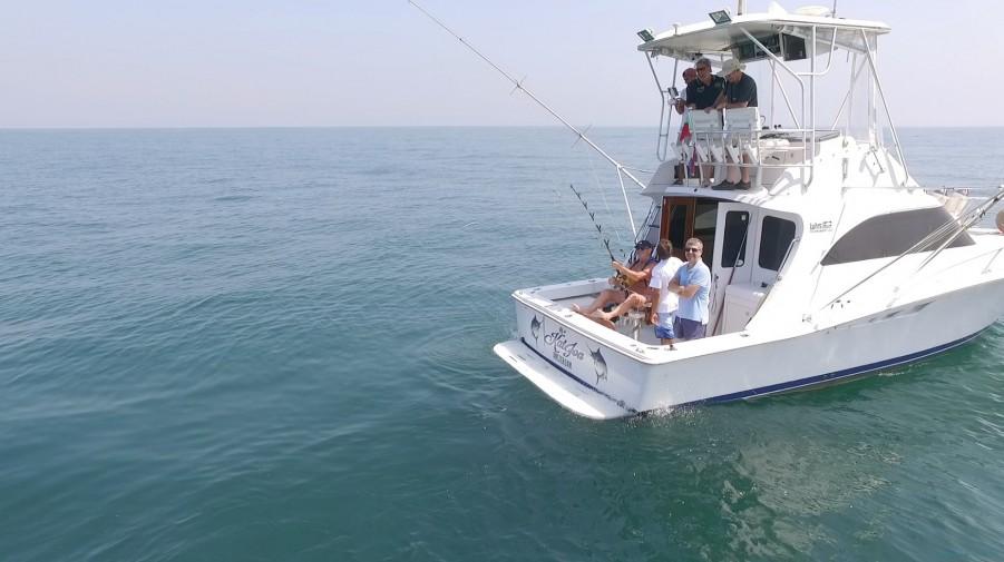 Charter de pêche Katjoa