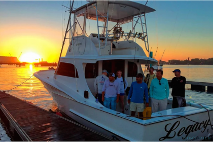 Legacy  pêche