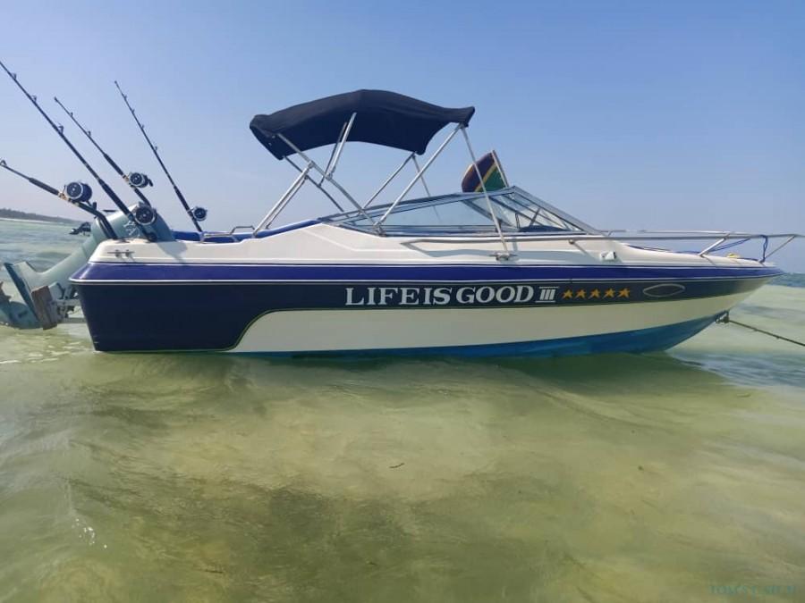 Charter de pêche LIFE IS GOOD III