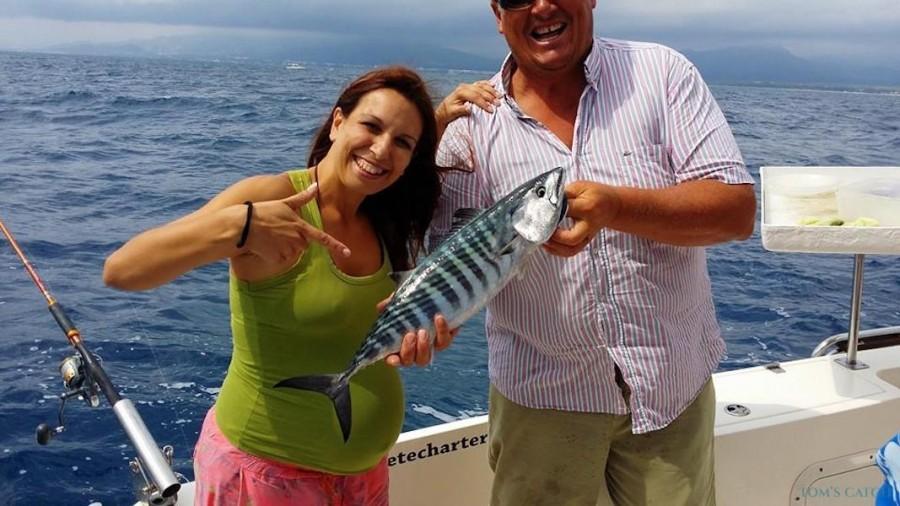 Charter de pêche Llobarrete VI