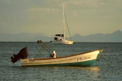 Charter de pêche L'océAnne