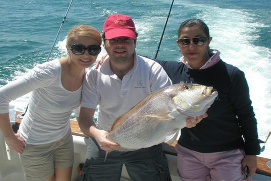 Charter de pêche Luna