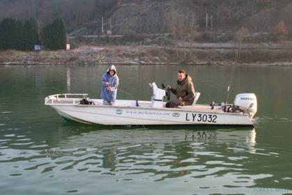 Charter de pêche Ly3032