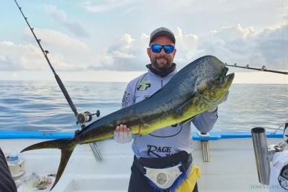 Charter de pêche Mahi Dreamer - Inshore