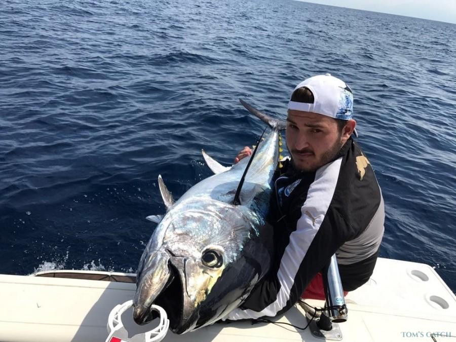 Charter de pêche Mahi Sportfishing Puglia
