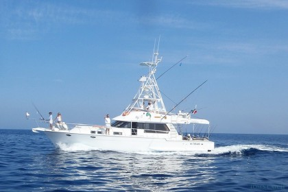 Mai-Mai II Côte d'Azur pêche