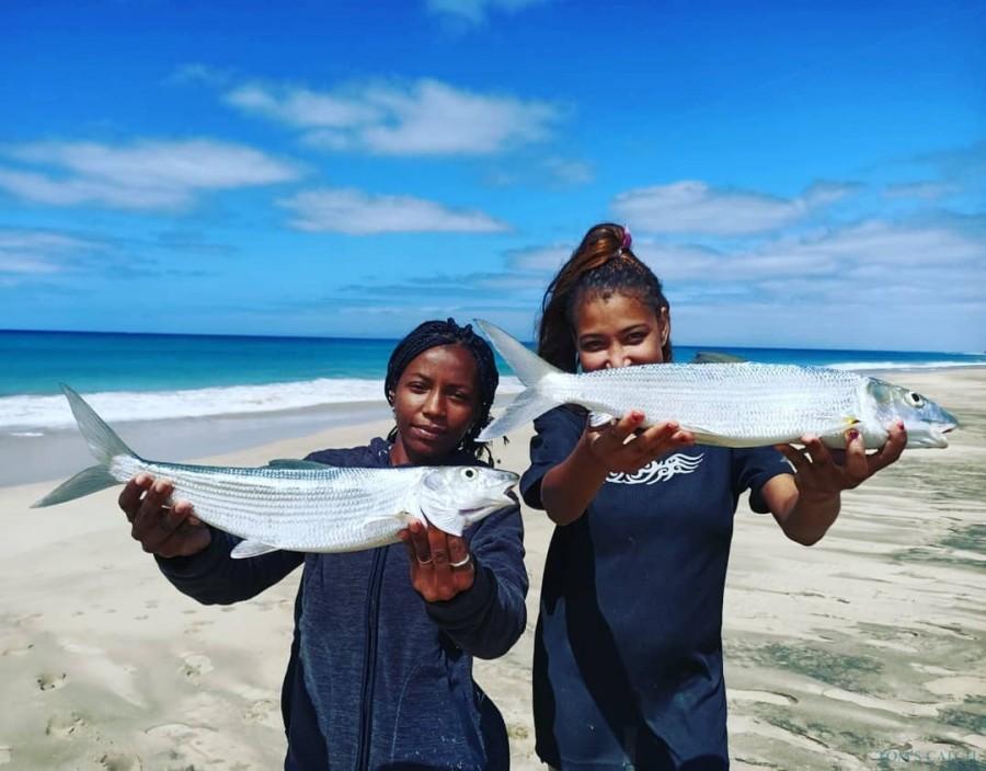 Charter de pêche Maio