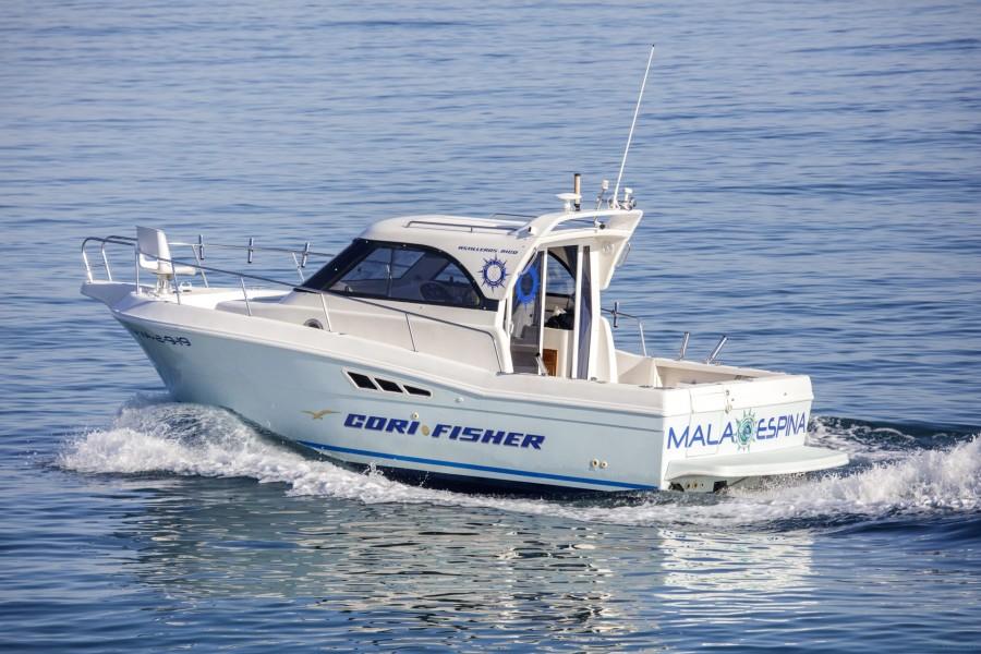 Charter de pêche Mala Espina