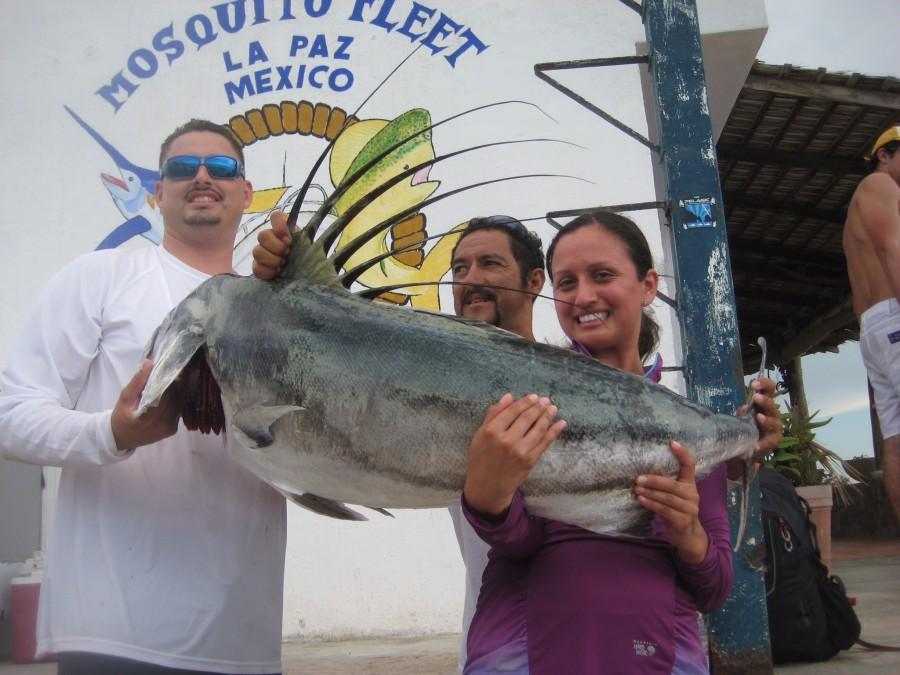 Charter de pêche Marcela