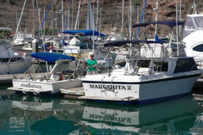 Margarita V Mexique pêche