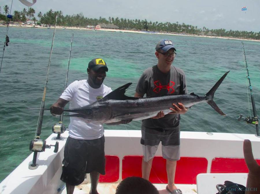 Charter de pêche Marimax
