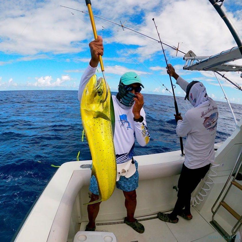 Charter de pêche Marlin Fever