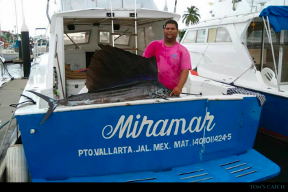 Miramar Mexique pêche