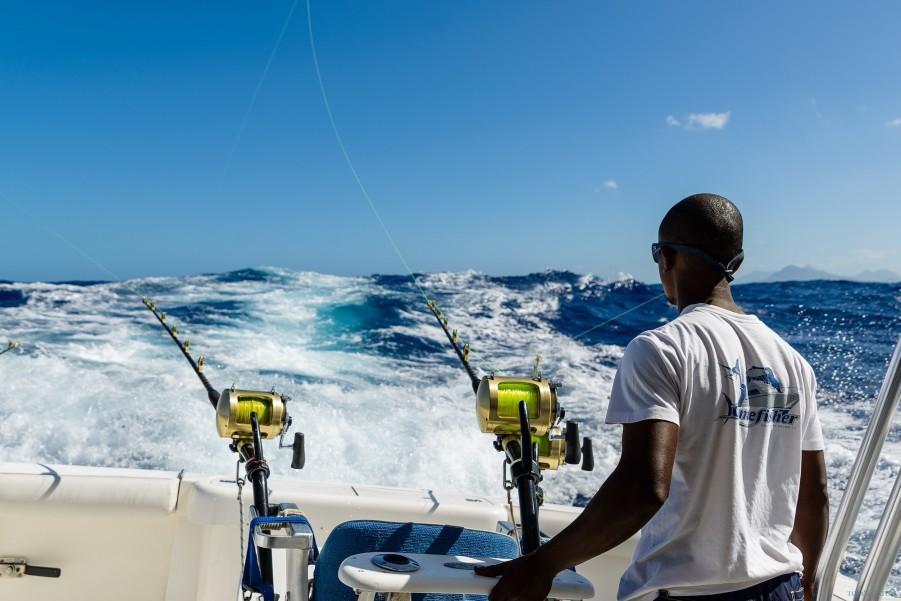 Charter de pêche Moana 1