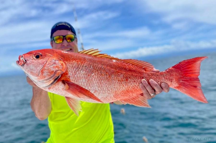 Charter de pêche Mucho Fisho