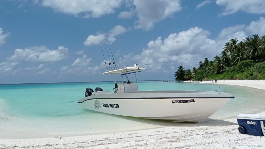 Zone de pêche Maldives