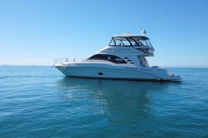 Charter de pêche MV Esprit