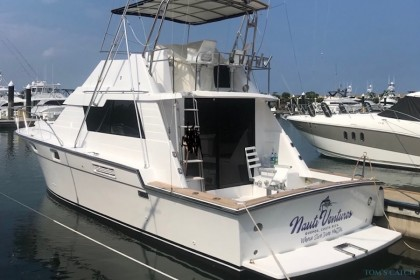 Charter de pêche Nauti Ventures
