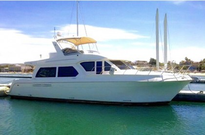 Navigator Baja California Sur pêche
