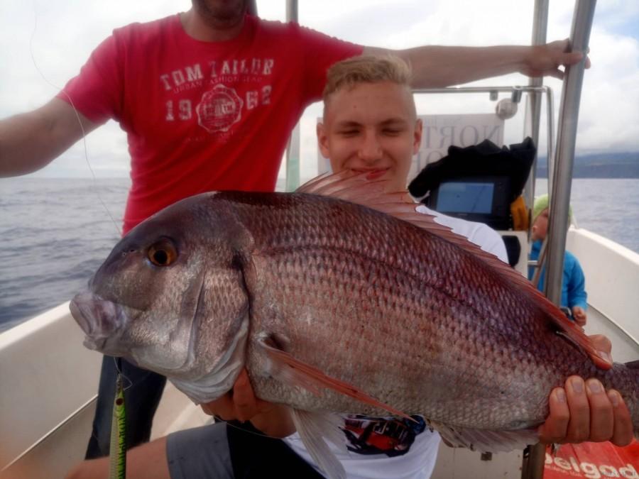 Charter de pêche North Shore Sea Tours