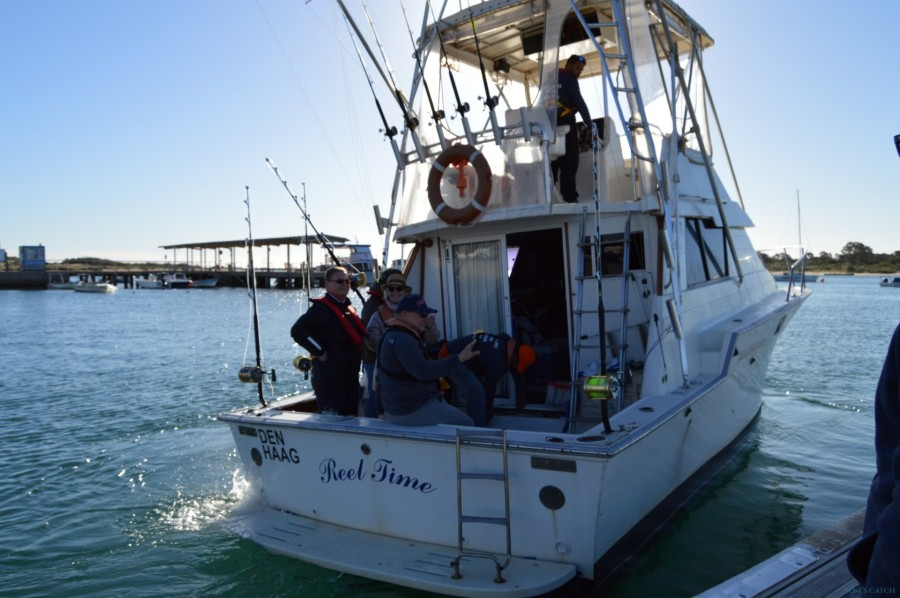 Charter de pêche Ocean4You