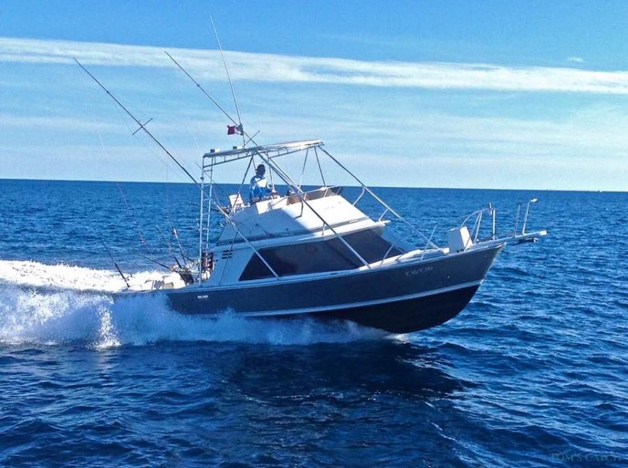 Charter de pêche Ole Ole