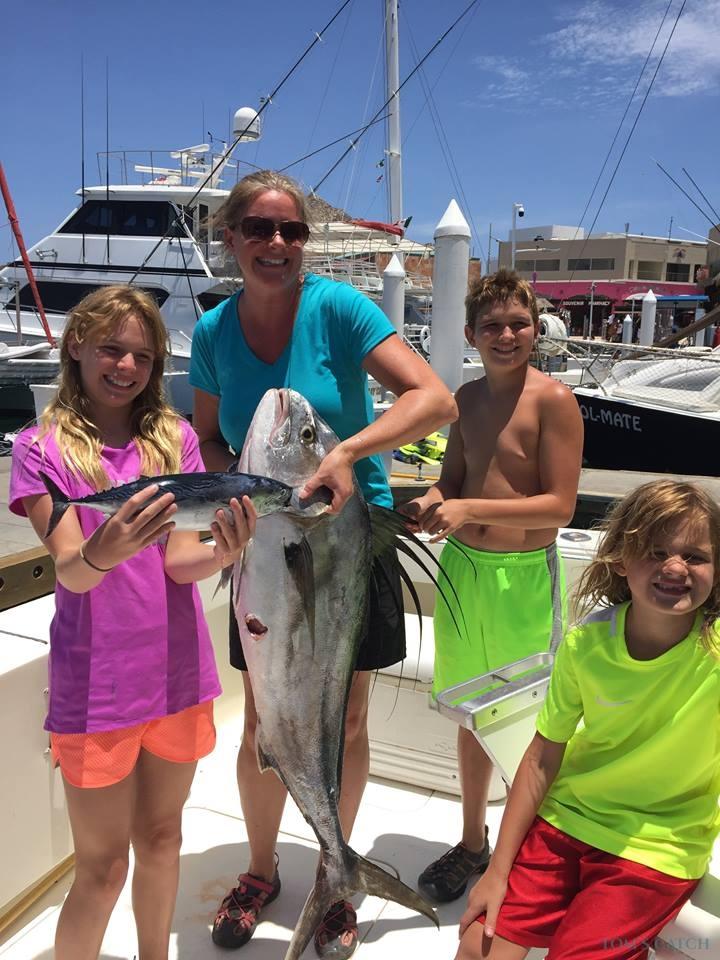 Charter de pêche Owen 32 FT
