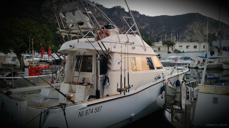 Charter de pêche Papeete II
