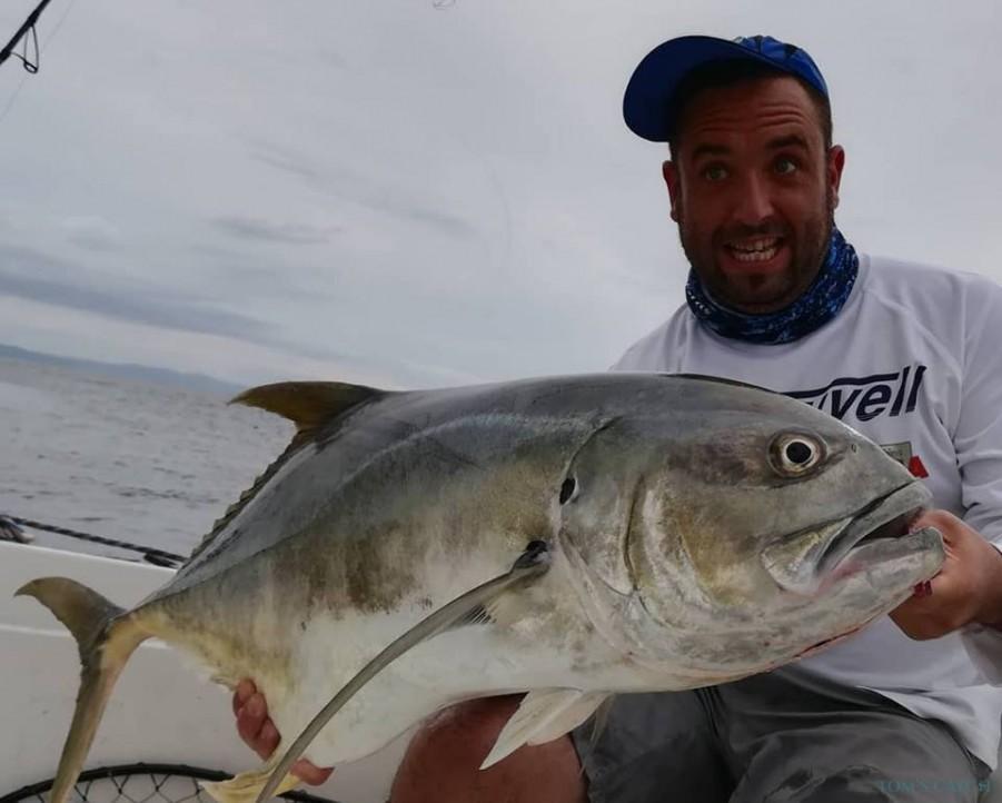 Charter de pêche Peor es Na'