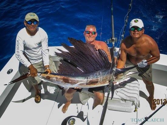 Charter de pêche Perla