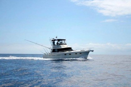 Charter de pêche Razzin Hell