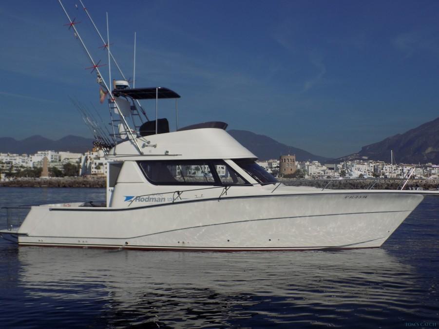 Charter de pêche Red Tide