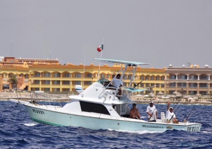 Charter de pêche Reel Screamer
