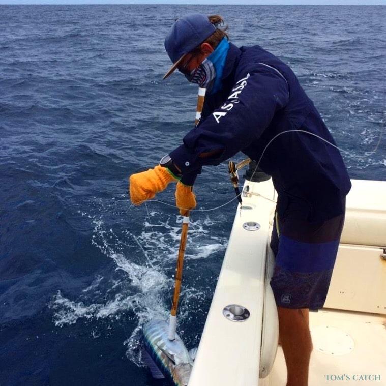 Charter de pêche REEL TIME