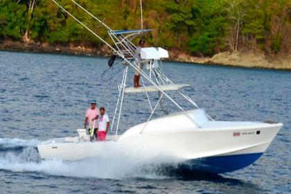 Charter de pêche Reeliever Estres