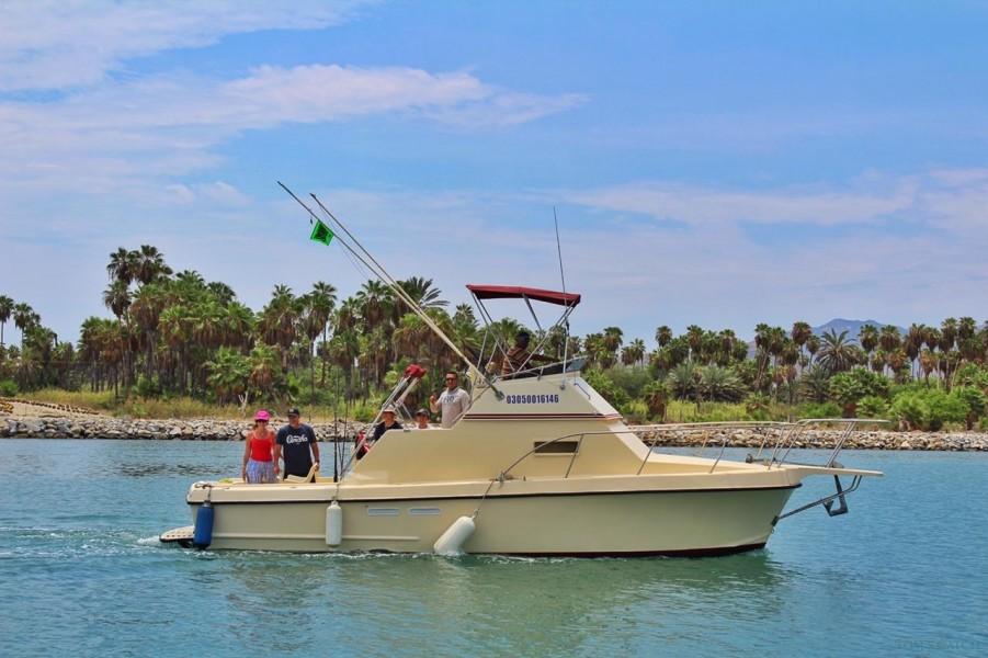 Charter de pêche Renatalia