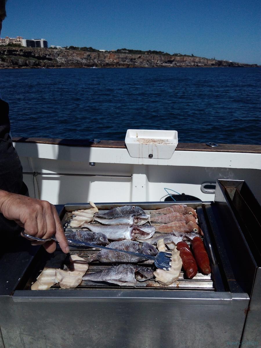 Charter de pêche Rodman 1100