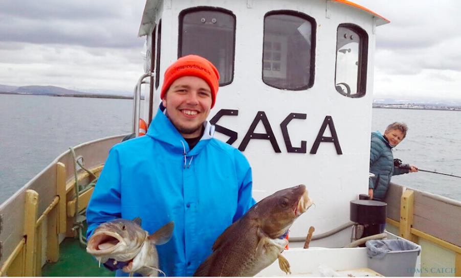 Charter de pêche Saga