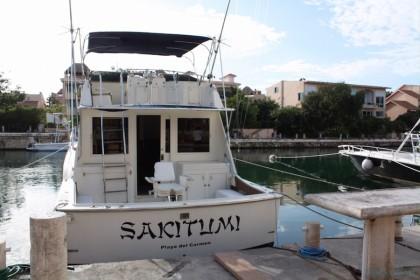 Charter de pêche Sakitumi