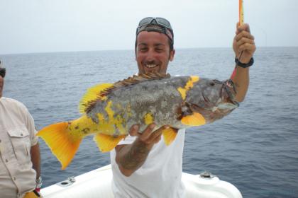Sampei Cap Vert pêche