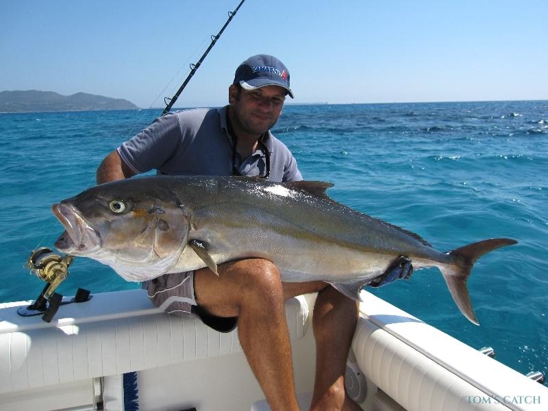 Charter de pêche Sampei I