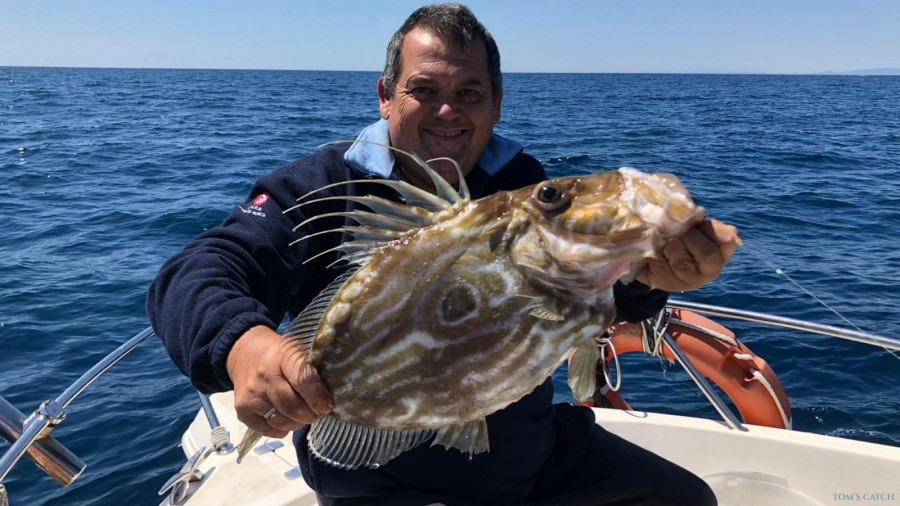 Charter de pêche SANTA CRUZ II