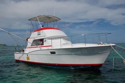 Charter de pêche Sarabel