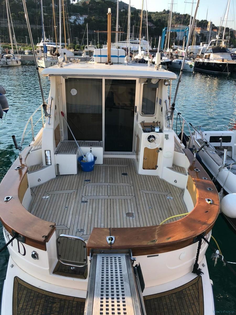 Charter de pêche Sciallino 34