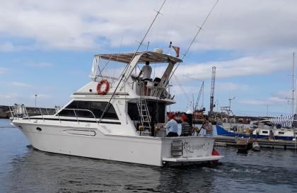Charter de pêche Scorpion