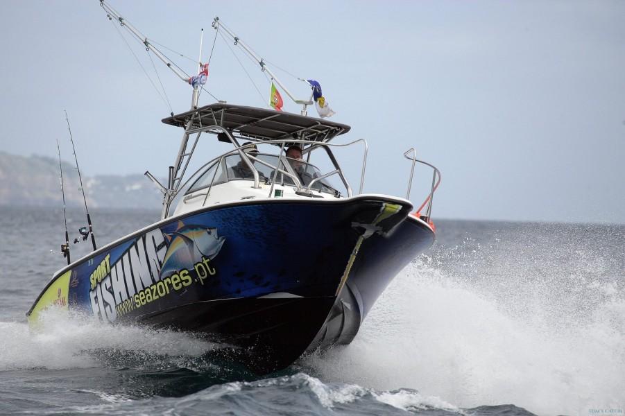 Charter de pêche Seazores